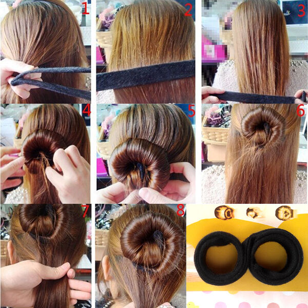 Find great deals on eBay for bun maker. Shop with confidence. Skip to main content. eBay: Hair Donut Bun Maker Ring Style French Mesh Chignon Ballet Dance Sock Bun Updo. Brand New. $ Buy It Now. Free Shipping. + Sold. Buy 2, get 1 free. SPONSORED.