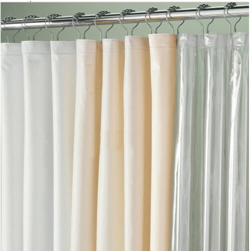 Clear Acrylic Shower Curtain Rod Extra Long Shower Curtai