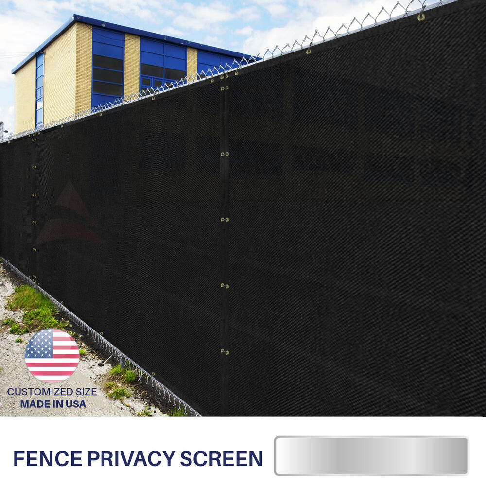 Customize 3 39 tall privacy fence screen balcony deck patio for Balcony screen