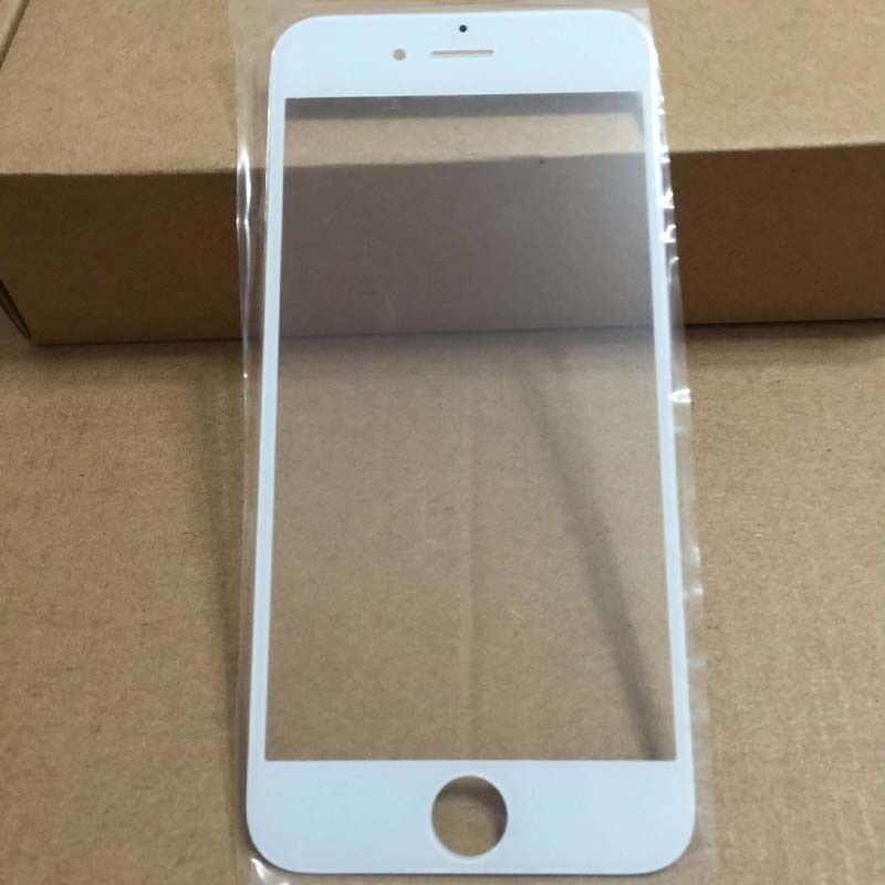 iphone 6 plus glass replacement white front lcd outer glass screen lens replacement for 2603