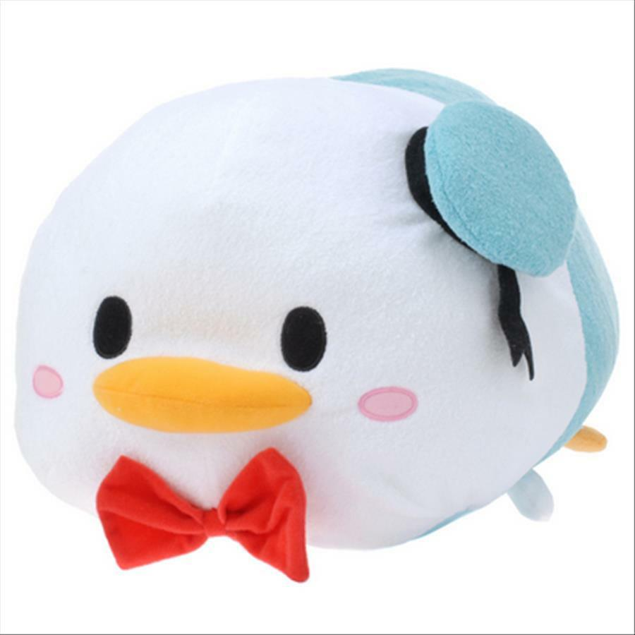 Authentic disney tsum tsum plush toy l size donald duck large size with tag ebay for Tsum tsum watch