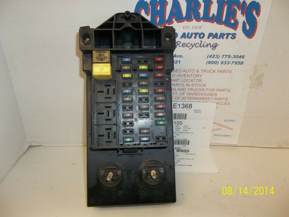 oem ford f250 fuse box - 28 images