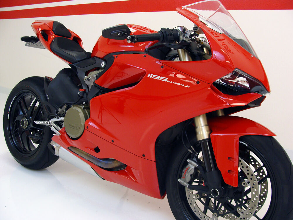 Ducati Red Touch Up Paint