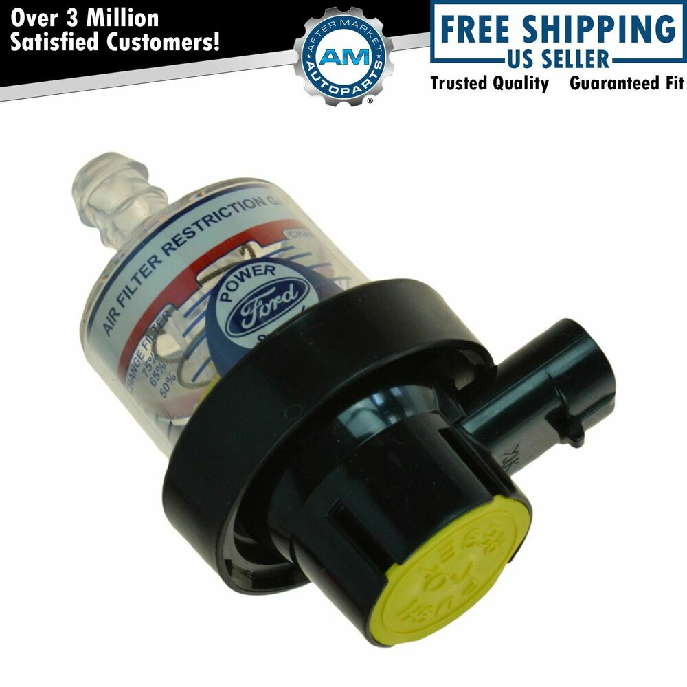motorcraft fa1784 air cleaner filter flow indicator for