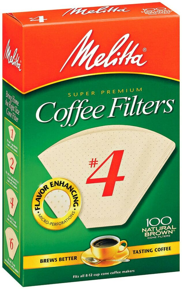 Cup Paper Cone Coffee Filters