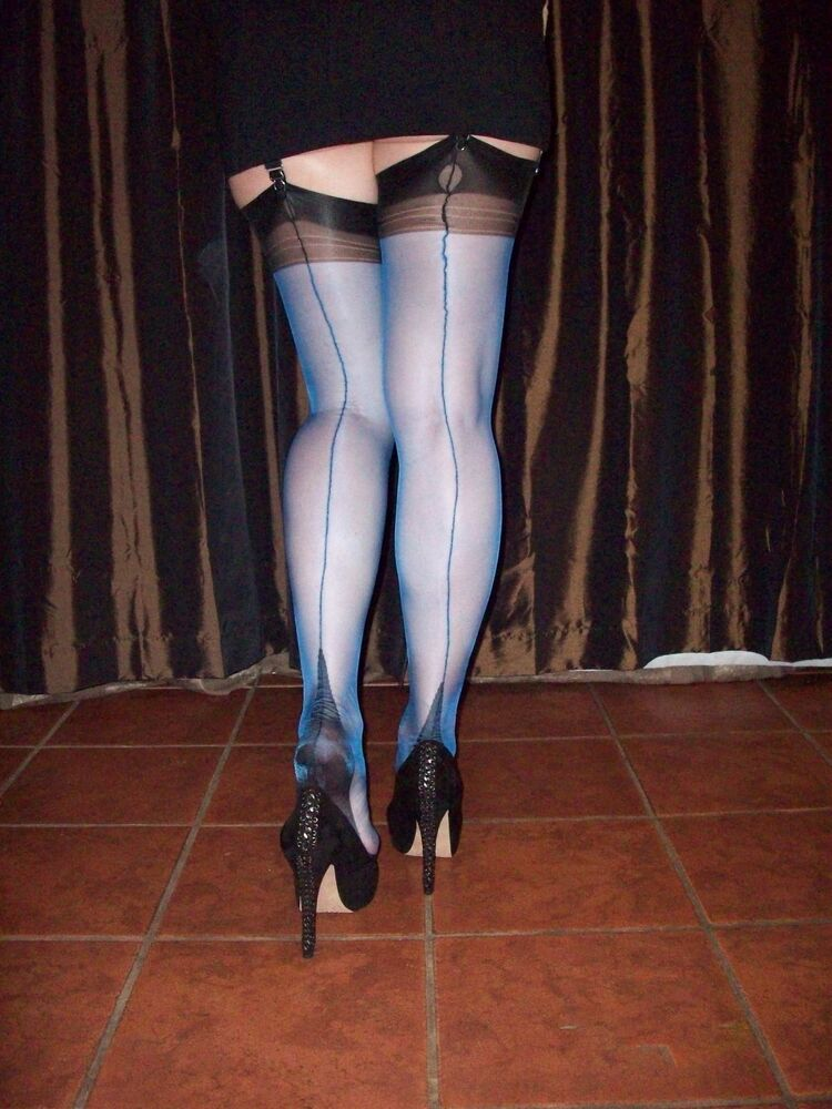 Fully fashioned stockings and nylons