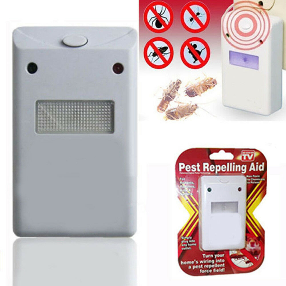 pest repelling aid as seen on tv instructions