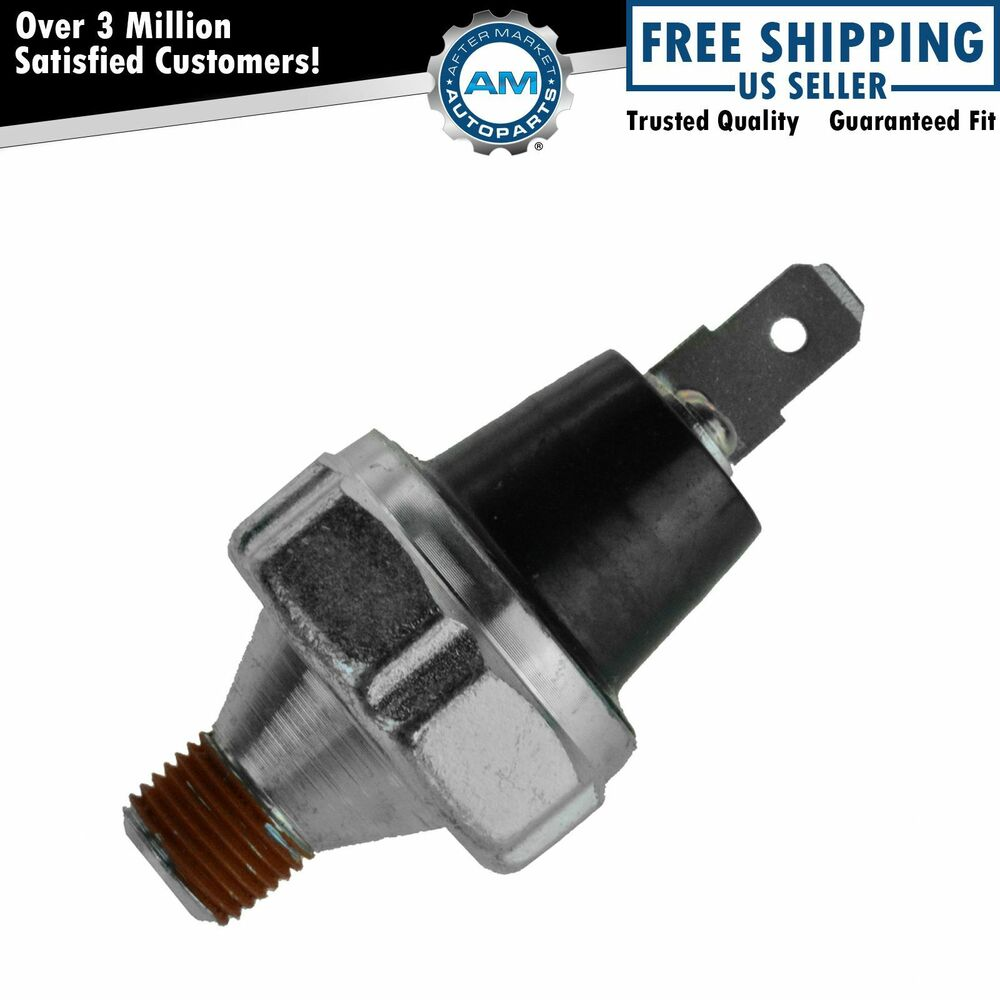 S L on ford oil pressure sensor location