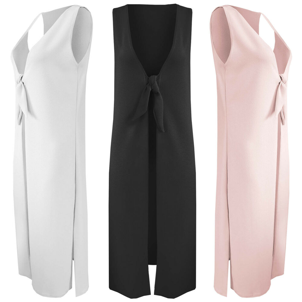 » long sleeveless waistcoat Fashion is an everlasting topic since the day we began to pay attention to how we dressed. If you are looking for fashion, this is the right place to come.