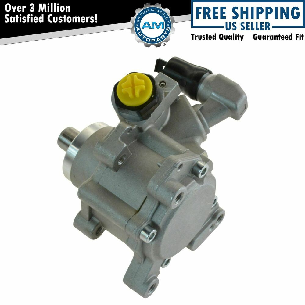 Power steering pump without pulley for mercedes benz for Mercedes benz ml320 power steering pump