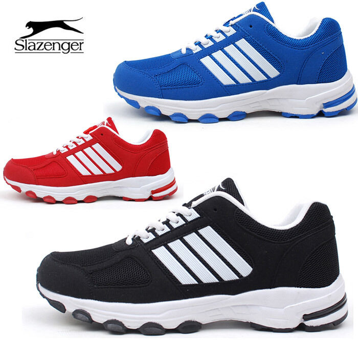 Slazenger Mens Canvas Shoes