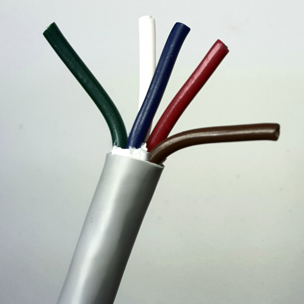 Marine Grade Cable : Awg gauge marine grade wire boat cable tinned copper