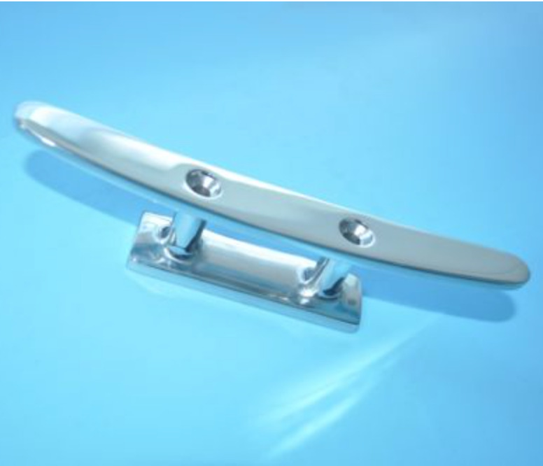 Boat Cleat 4 Quot 316 Stainless Steel Marine Mast Cleat Ebay