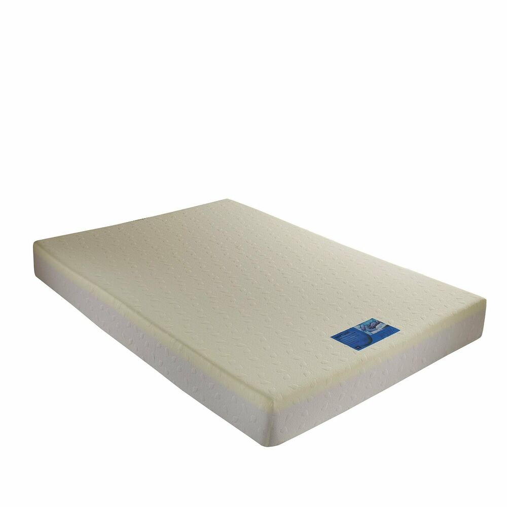 Memory Foam Mattress All Sizes I Coolmax Mattress I Free Delivery Ebay
