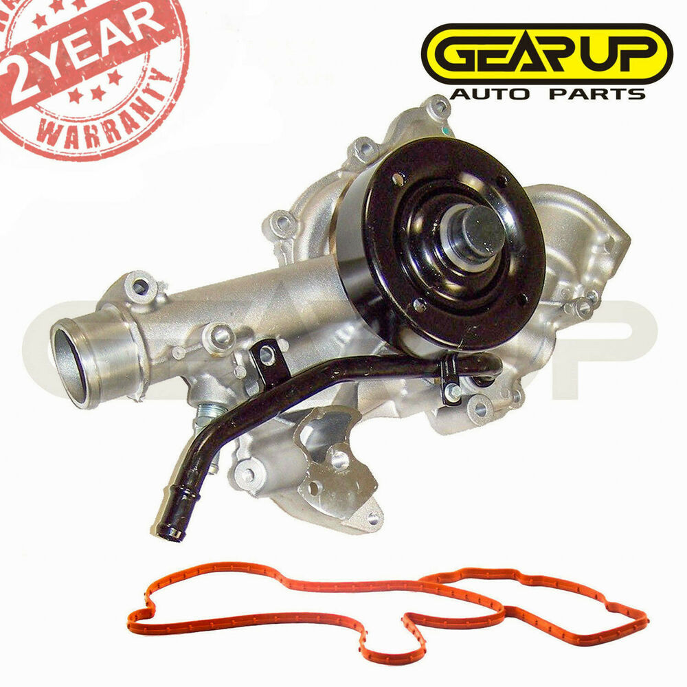 Water Pump Premium For Dodge Ram 1500 2500 Chrysler