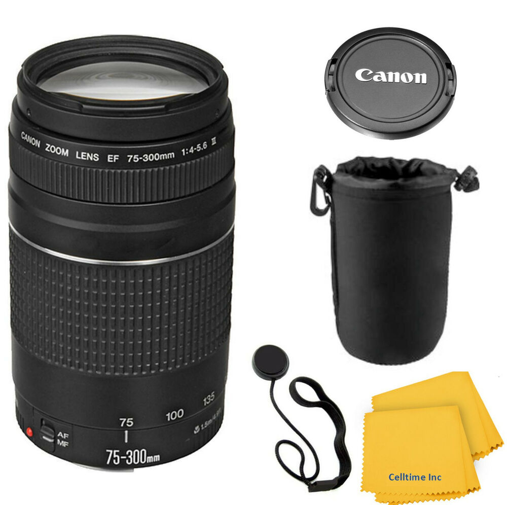 how to open and clean a camera lens 75-300mm