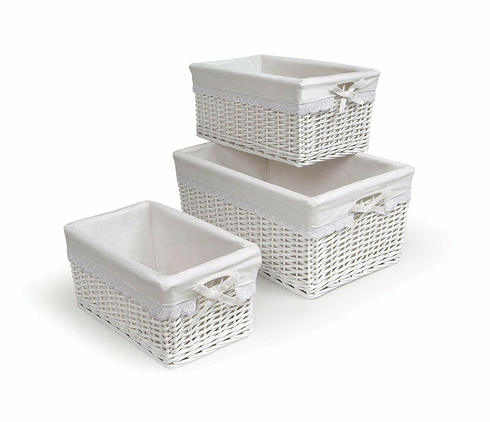 Storage boxes and baskets are not just containers to throw things into. They're also a great way to complement your existing home furnishings. They come in a range of styles, colors and materials that allow you to take a simple, functional item and make it something personal you're happy to .