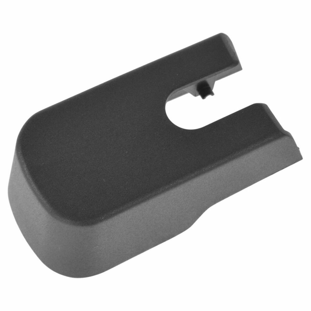 Oem 25800773 Rear Wiper Arm Nut Cover Cap Black Plastic