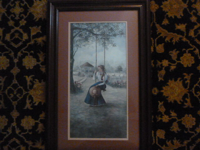 Glynda turley signed and numbered print a summer day for Glynda turley painting