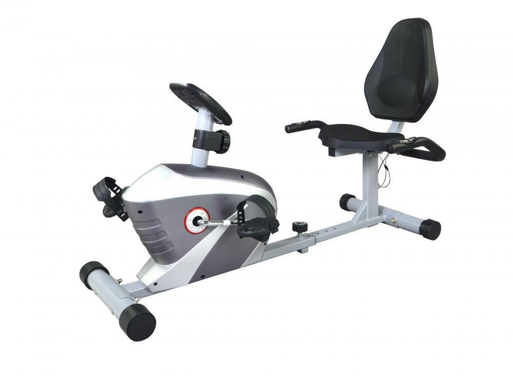 New Foldable Excercise Bike Cardio Cycling Workout Home ...