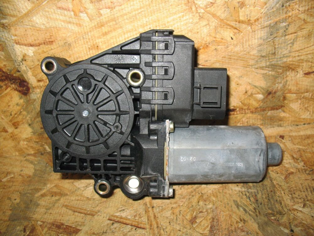 audi a6 c5 allroad rear driver left lh power window motor