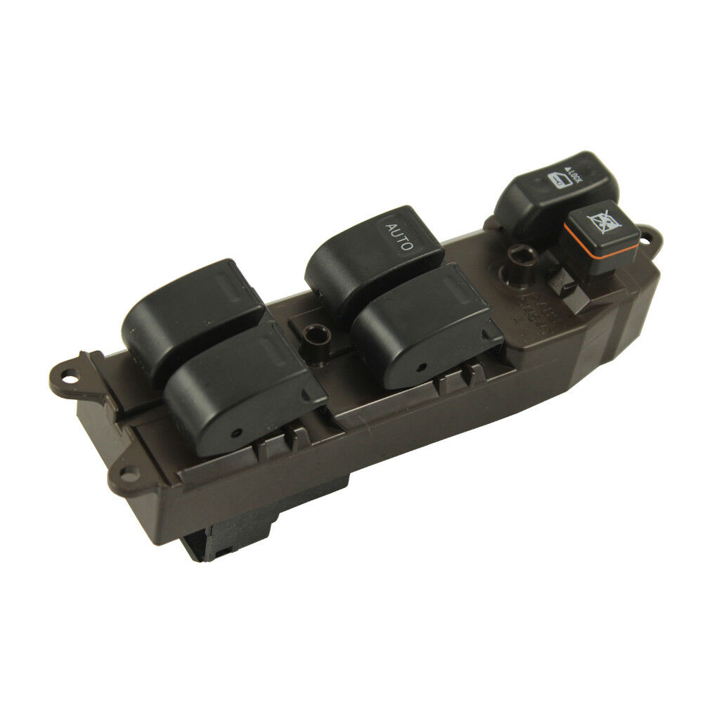 New electric power window master switch for 2002 2009 for 2002 honda crv power window switch