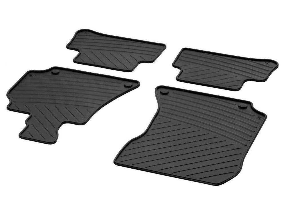Genuine mercedes benz w212 e class saloon estate rubber for Mercedes benz e350 floor mats