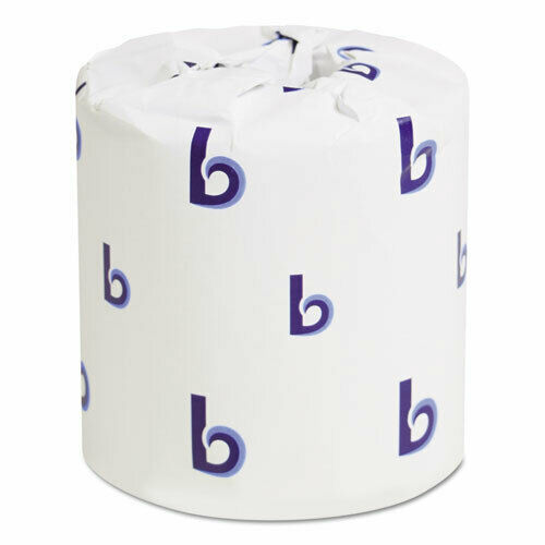 96 rolls bathroom tissue toilet paper white 2 ply ebay Boardwalk 6145 bathroom tissue