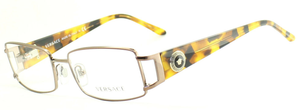 Glasses Frames Italy : VERSACE 1163M 1013 Eyewear FRAMES Glasses RX Optical ...