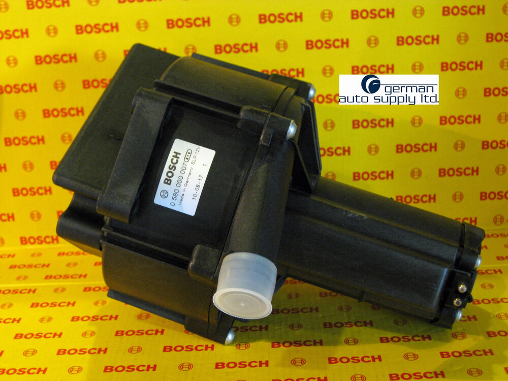 Mercedes benz air smog pump bosch 0580000007 new for Mercedes benz secondary air pump