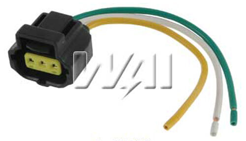 new repair plug harness pigtail connector 3 wire pin for. Black Bedroom Furniture Sets. Home Design Ideas