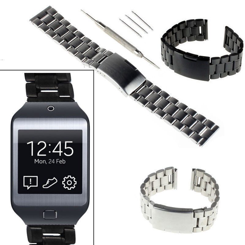 how to change gear2 watch band