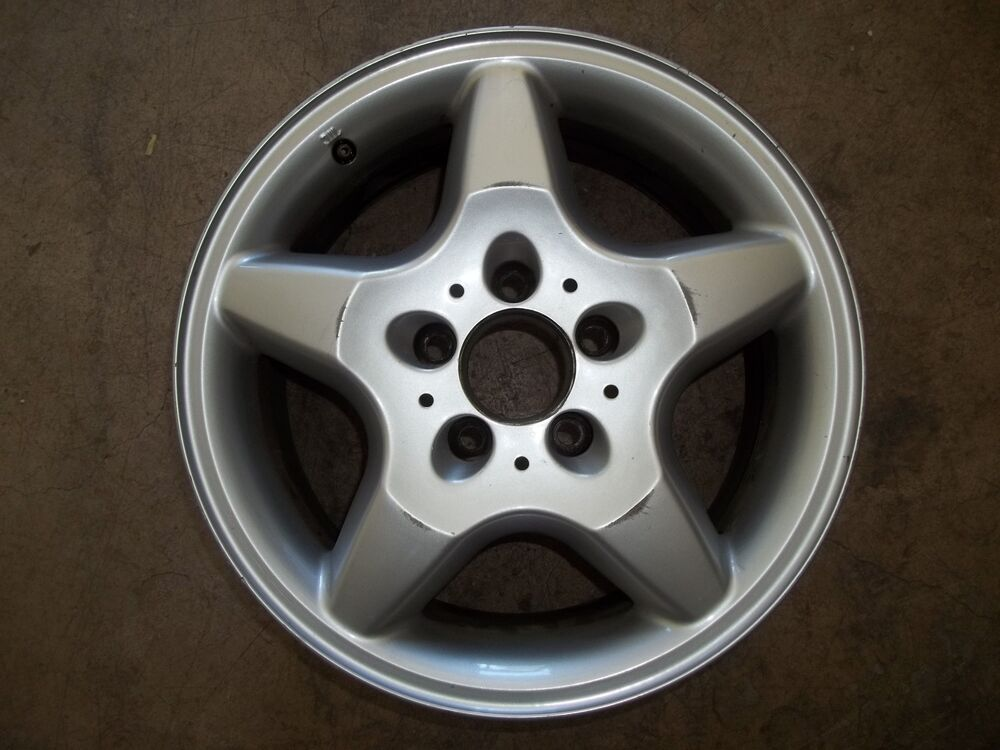 1998 98 99 00 01 Mercedes Benz Ml320 Ml430 Alloy Wheel Rim