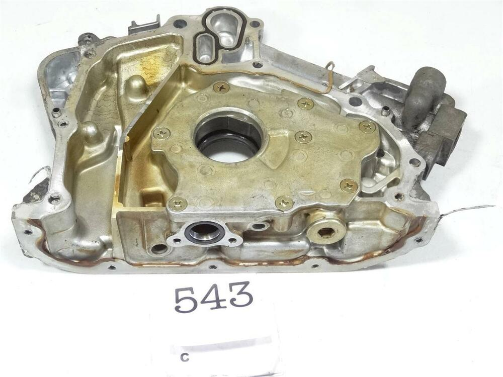 1998 2002 honda accord v6 3 0l aisin engine oil pump oem ebay. Black Bedroom Furniture Sets. Home Design Ideas