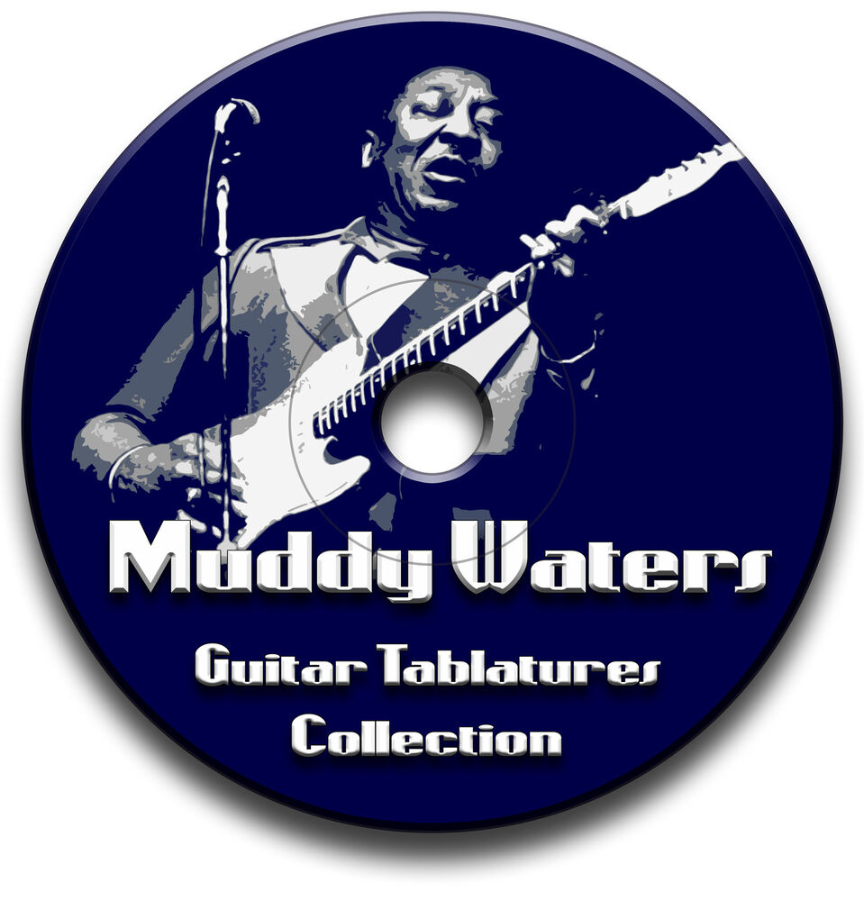 muddy waters blues guitar tabs tablature song book software cd ebay. Black Bedroom Furniture Sets. Home Design Ideas