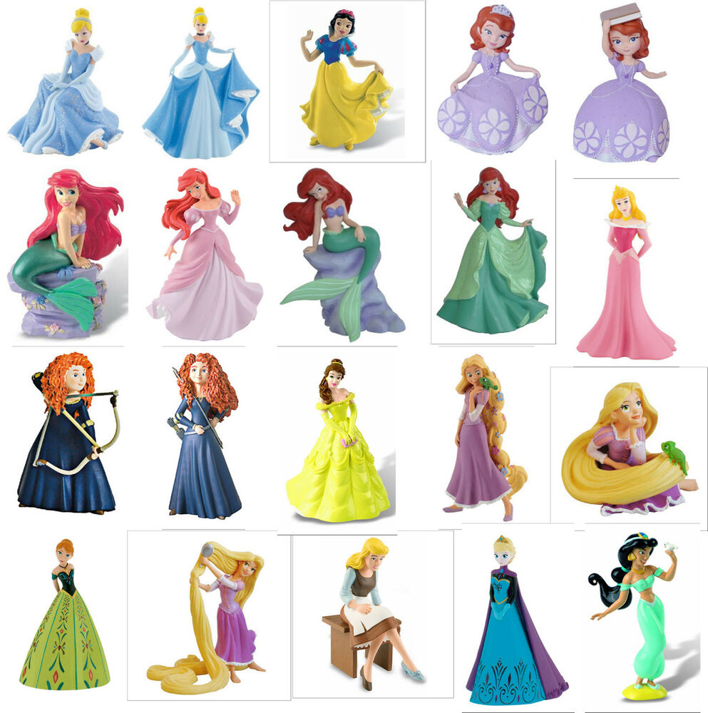 Official bullyland disney princess figures figurines toys for Novel kuchen homepage