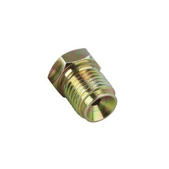 Male inch inverted flare adapters npt