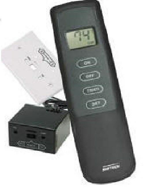 Skytech 1001t Lcd Gas Fireplace Remote Control On Off New In Box Ebay