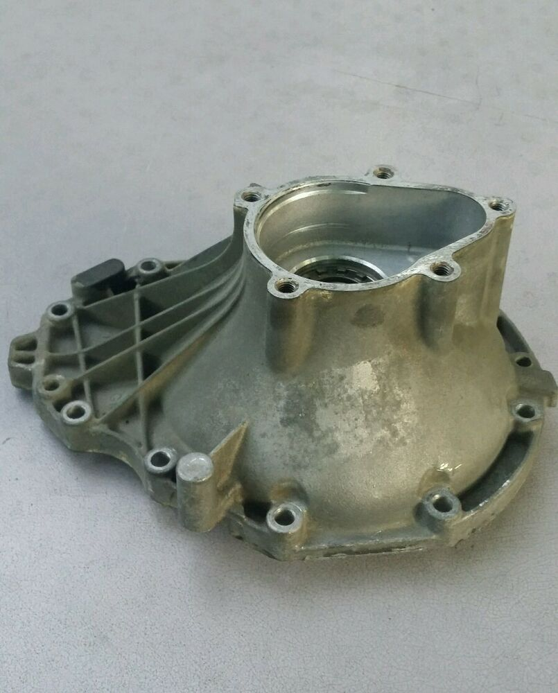 Gm 4x4 Front Axle Housing : Gm chevy front differential half housing case