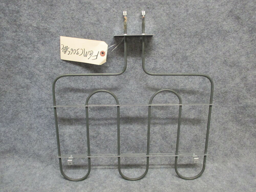 Oven Baking Element >> Frigidaire Gallery Stove Range Model FGMC3065PBC Oven Bake Element Large Top One | eBay