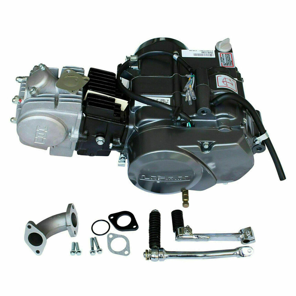 125cc lifan engine replacement motor for honda xr crf 50. Black Bedroom Furniture Sets. Home Design Ideas