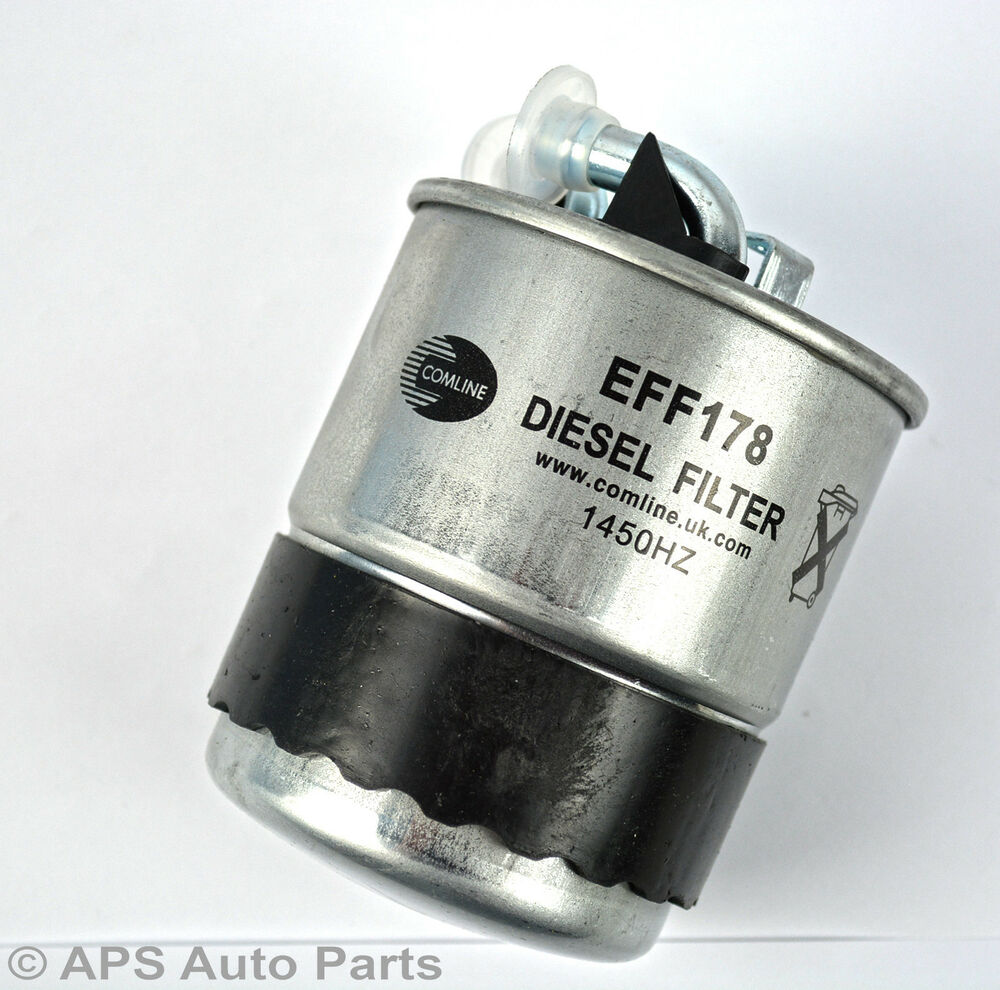 Jeep mercedes benz fuel filter new replacement service for Mercedes benz fuel filter