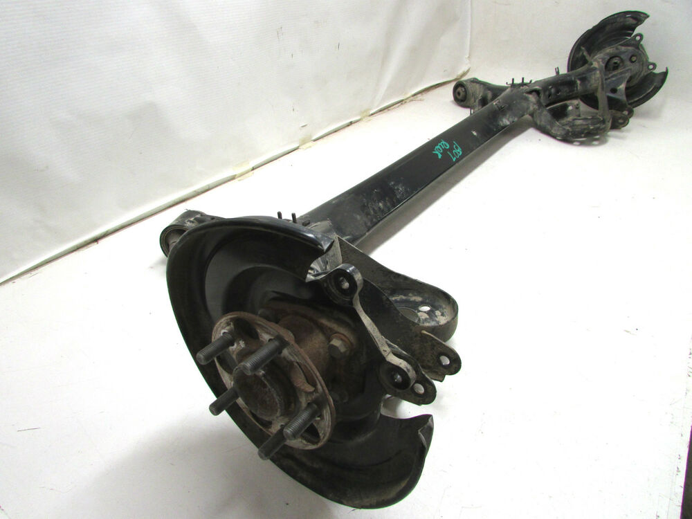 Rear Suspension Assy : Toyota prius rear axle beam suspension assembly