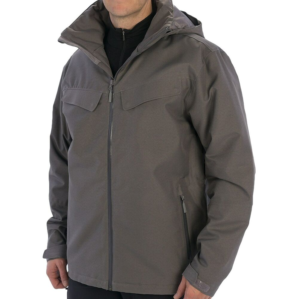 merrell men 39 s 259 crestbound stealth waterproof insulated jacket jmf22004 ebay. Black Bedroom Furniture Sets. Home Design Ideas