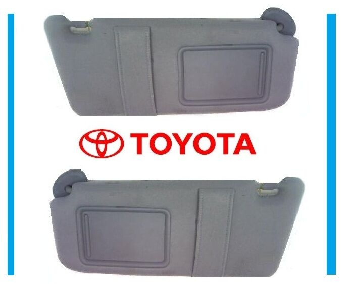 2008 toyota camry sun visor. Black Bedroom Furniture Sets. Home Design Ideas