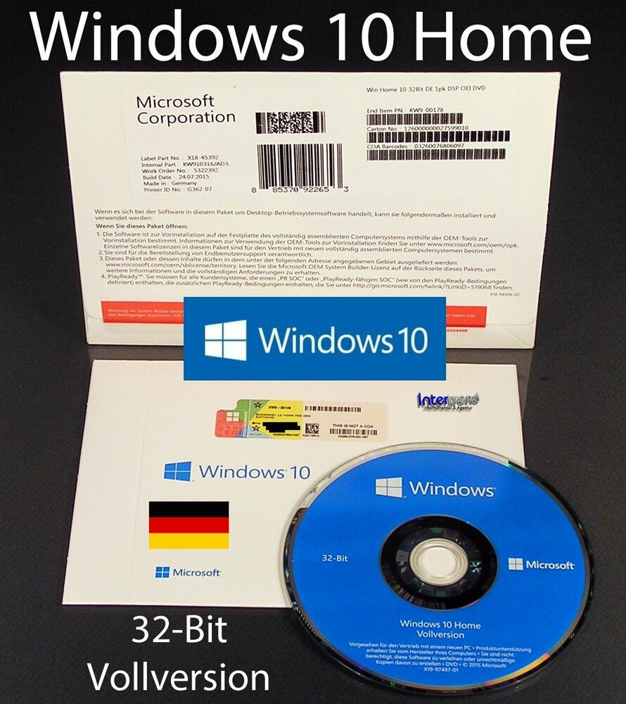 Windows  Home Premium Dvd Vollversion