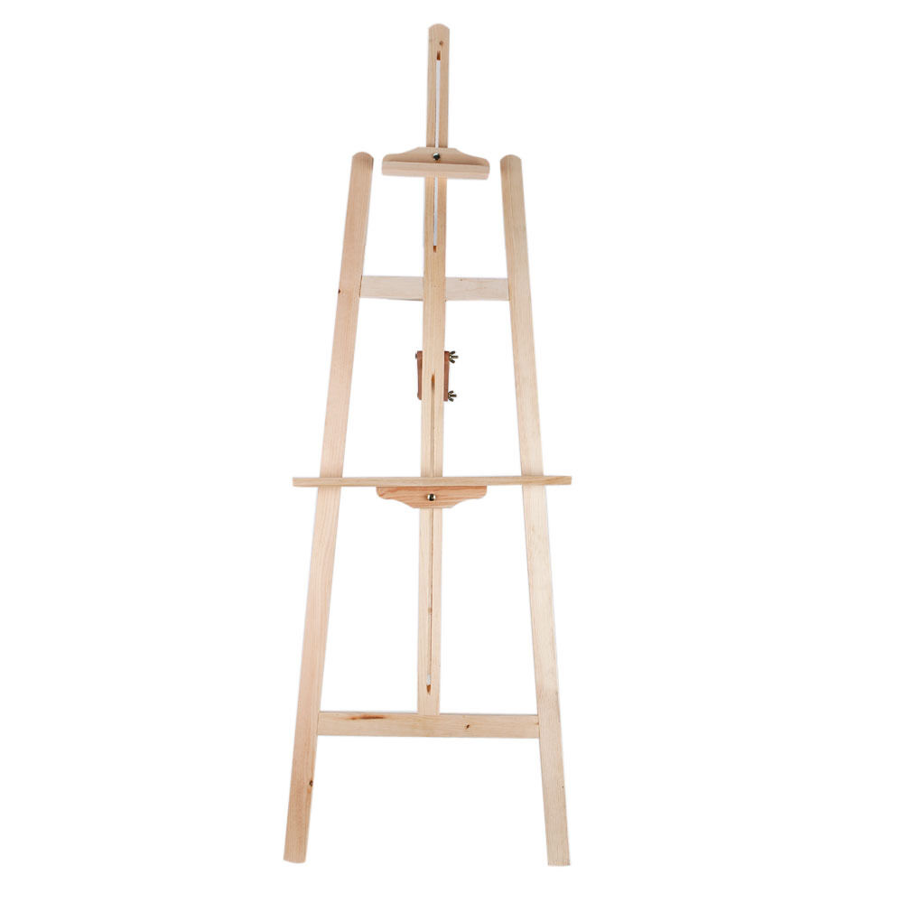 Wooden Easel Art Stand Solid For Drawing Sketching
