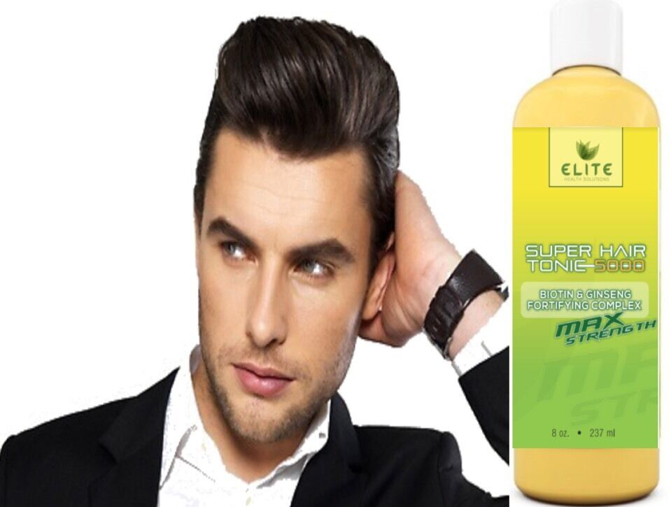 Natural Hair Regrowth Remedies For Men