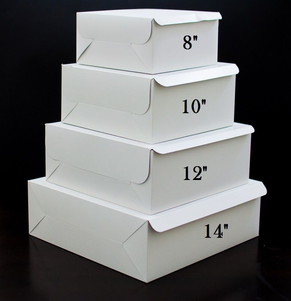 Buy  Inch Cake Boxes