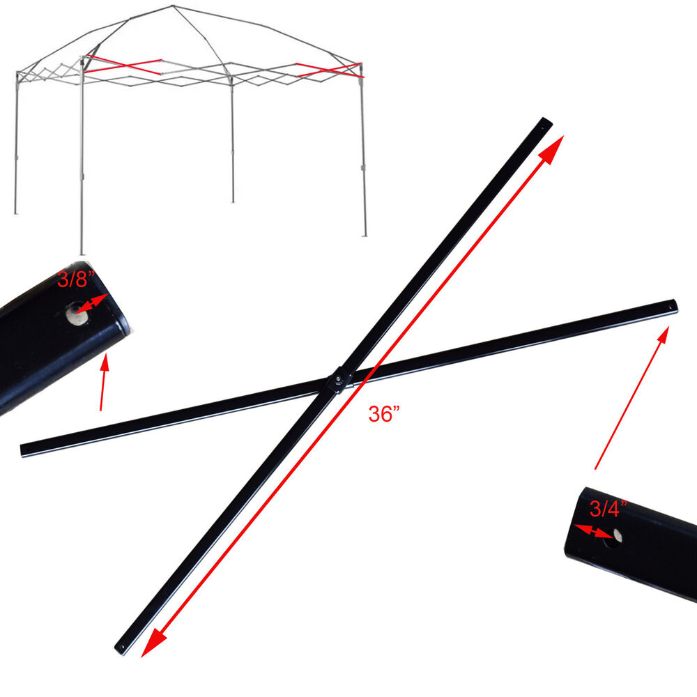 Coleman 12 X 12 Canopy Gazebo Side Truss Bars 36